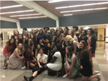 2018 Thespians Induction