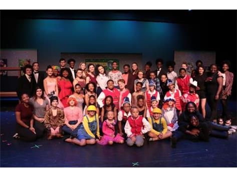 18-19 Summer Theatre Cast