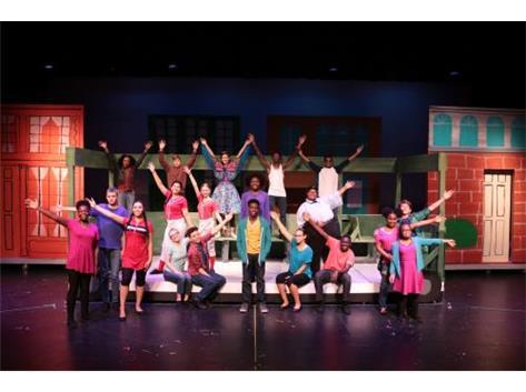 18-19 Children's Play Cast
