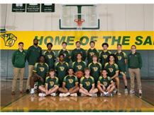 2019-20 Varsity Boys Basketball Team