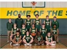 2019-20 JV Boys Basketball Team