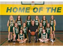 2019-20 Varsity Girls Basketball Team