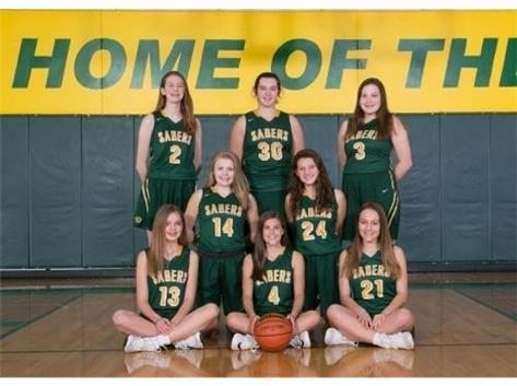 2018-2019 JV Girls Basketball