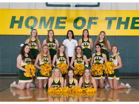 2018-2019 Varsity Cheer