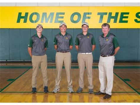 2018-2019 Boys Golf
