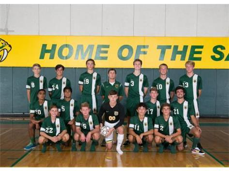 2018-2019 Boys Varsity Soccer