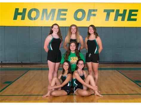 2018-2019 Girls Varsity Swimming