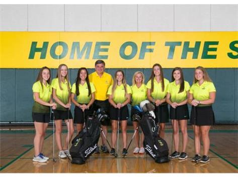 Girls Varsity Golf