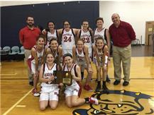 2016 8th Grade Regional Champions