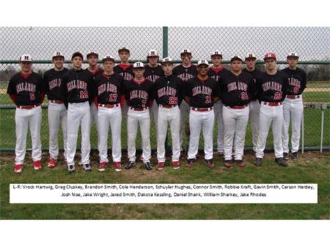 2016 MALLARDS VARSITY BASEBALL TEAM