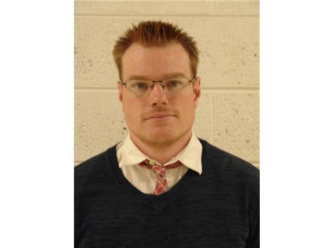 Freshmen Coach Matt Emmons
