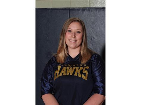 Fall Cheer Coach: Amanda Hayward