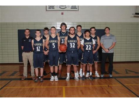 19-20 Varsity Boys Basketball