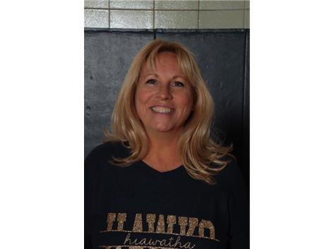 Winter Cheer Coach: Patricia Maxwell
