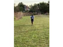 Runner Keon Travis