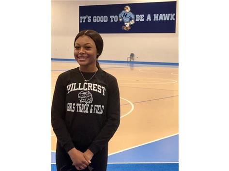 Senior Kayla Garner will be attending Tennessee State University in the Fall of 2021. Kayla plans on Majoring in Nursing.