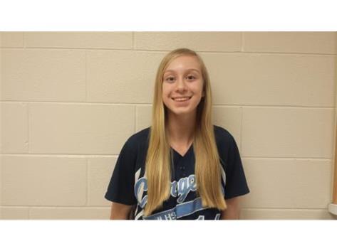 Isabella Biesterfeld, Sophomore, #14