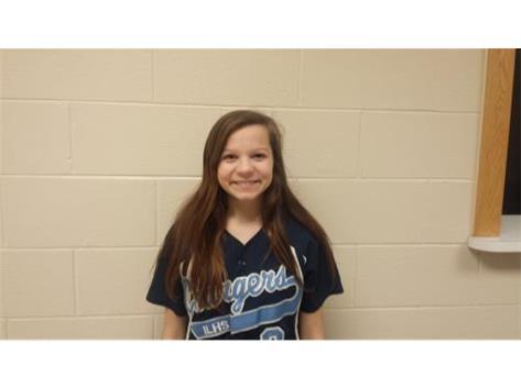 Jessie Moseley, Freshman, #2