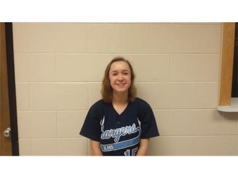 Emma Dorn, Senior, #15
