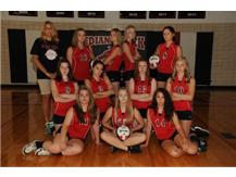 2017 Freshmen Volleyball