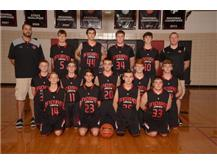 2018-2019 Sophomore Boys Basketball