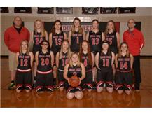 2018-2019 Varsity Girls Basketball