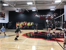 Indian Creek vs Earlville (IC wins in 3) 2019.09.12