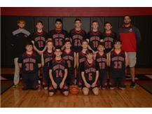 2019-2020 Sophomore Boys Basketball