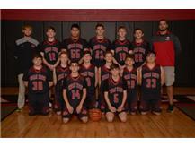 2019-2020 Sophomore Boys Basketball