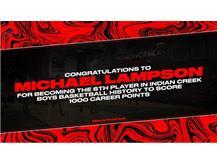Michael Lampson - 1000 Points