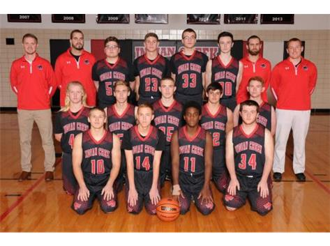 2017-2018 Varsity Boys Basketball