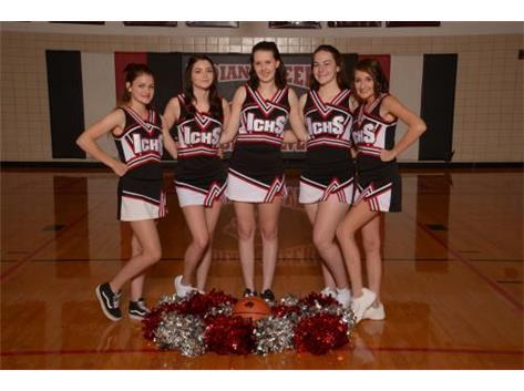 2018-2019 Cheerleading
