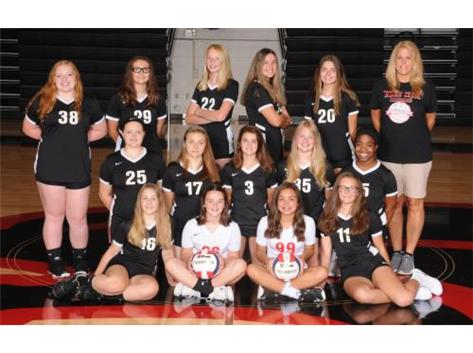 2019-2020 Sophomore Volleyball