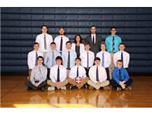 VARSITY BOYS VOLLEYBALL 2018