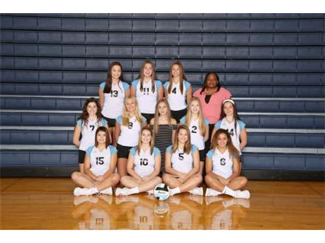 ANGEL SOPHOMORE VOLLEYBALL TEAM 2019