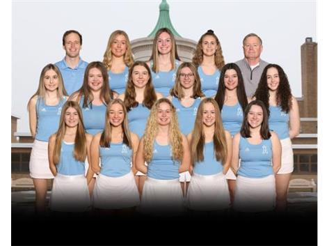 VARSITY GIRLS TENNIS 2020