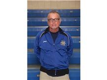 JV Coach Pat O'Connell