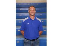 JV Coach Chuck Yucuis