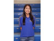 Asst Coach Andrea Sanchez