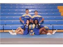 2018 Cheer Seniors