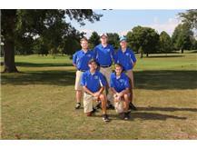 2018 Boys Golf Seniors