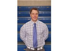 Sophomore Coach Britt Charley