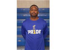 Asst Varsity Coach Derrick Martin
