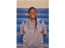 JV Coach Kesha Brown