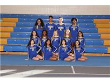 2018-19 JV Competitive Cheerleading