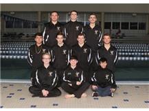 2018-19 Joliet Central Boys Swimming Seniors