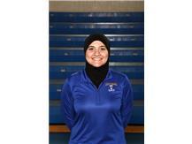 Freshman Coach Maisa Abu-Mallouh