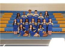 2019 Varsity Football Cheerleading
