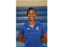 JV Coach Arianne Johnston