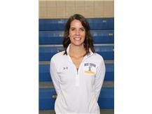 Varsity Coach Vivian Helwich